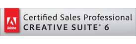 Adobe Certified Sales Professional: Creative Suite 6