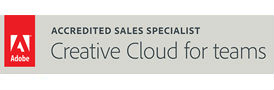 Adobe Accredited Sales Specialist: Creative Cloud for teams