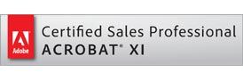 Adobe Certified Sales Professional: Acrobat XI